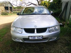 Holden Commodore with RWC+6 MONTHS REGO Mildura Centre Mildura City Preview