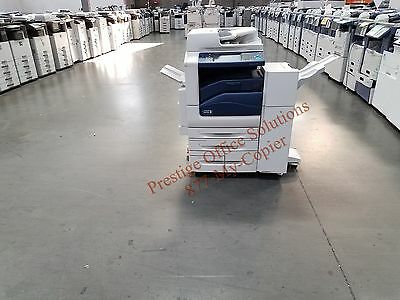 Xerox Workcentre 7855 Color Copier Printer. Showroom Quality. Low Meter