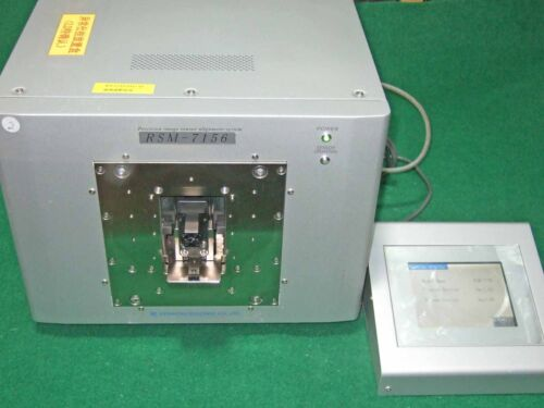 Kyoritsu Arrowin Rsm-7155/rsm-7156 Precision Image Sensor Alignment System