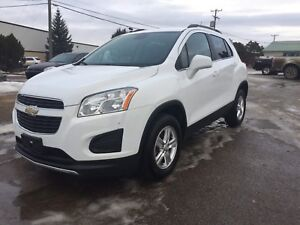 2014 Chevrolet trax awd low km