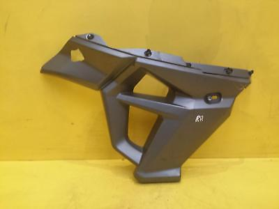 2015 TRIUMPH TIGER 800 XC XCX OFF SIDE RIGHT FRONT FAIRING PANEL