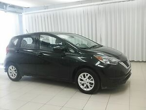 2017 Nissan Versa TEST DRIVE TODAY!! NOTE SV 5DR HATCH w/ BLUETO