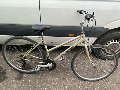 PROBIKE MOUNTAIN BIKE WITH 700C WHEELS AS ACQUIRED SPARES REPAIR