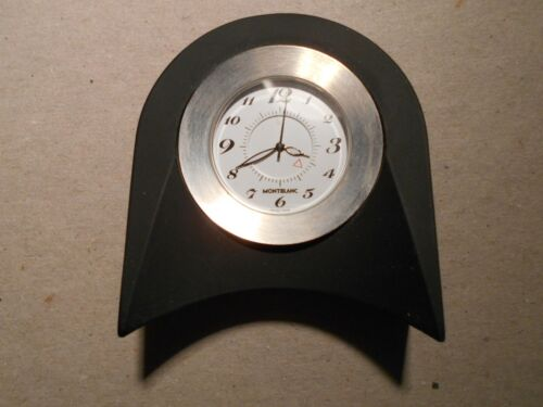 Mont Blanc Travel Alarm Clock