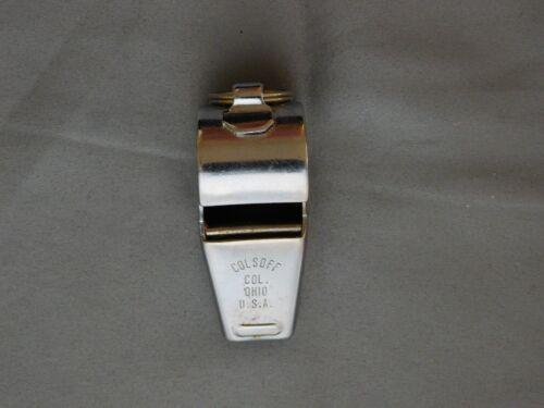 Vintage Colsoff Whistle