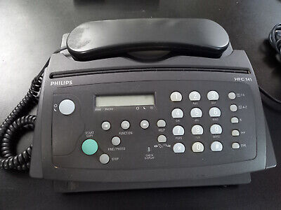 FAX PHILIPS HFC 141