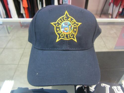 Chicago Police Dept. embroidered hat