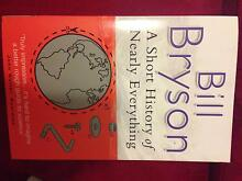 Bill Bryson: A Short History of Nearly Everything (Paperback) Epping Ryde Area Preview