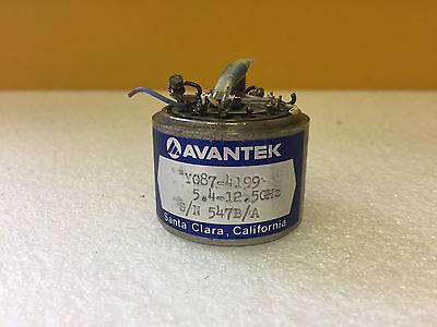 Avantek Yo85-2638 Y085-2638 5.4 To 12.5 Ghz Sma F Yig Tuned Oscillator