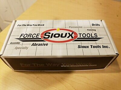 Sioux Tools 18 Collet Straight Handle Straight Air Die Grinder 70000 Rpm...