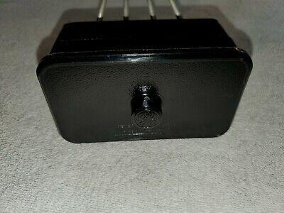Ge Test Block Relay 4 Poles Cat. 6422120g1 Nos