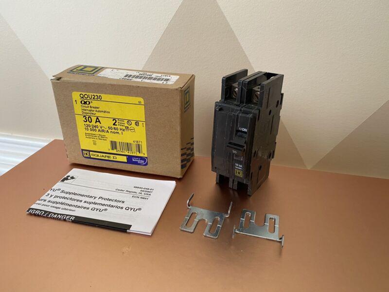 Square D QOU230 2 Pole Circuit Breaker