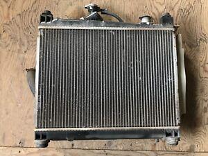 Toyota Echo radiator/ fan