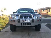 Nissan Navara D22 Turbo diesel STR3.0 Tarneit Wyndham Area Preview