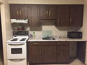 Kitchen(sold).     Bathroom cabinets only
