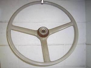 Vintage International truck steering wheel Ocean Grove Outer Geelong Preview