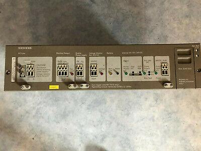Siemens Simatic S5 Source de Courant / Type:6ES5 955-3LF12 Bon État