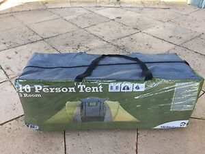 Hinterland 10 person tent with carry case Kingsley Joondalup Area Preview