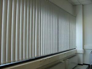 Tende verticali per casa o ufficio pronte da appendere ebay - Tende a pannello per ufficio ...
