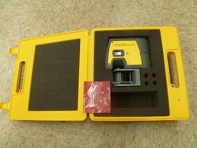 Robotoolz Electronic Self-leveling 5 Beam Laser Level Rt-7610-5 W Case
