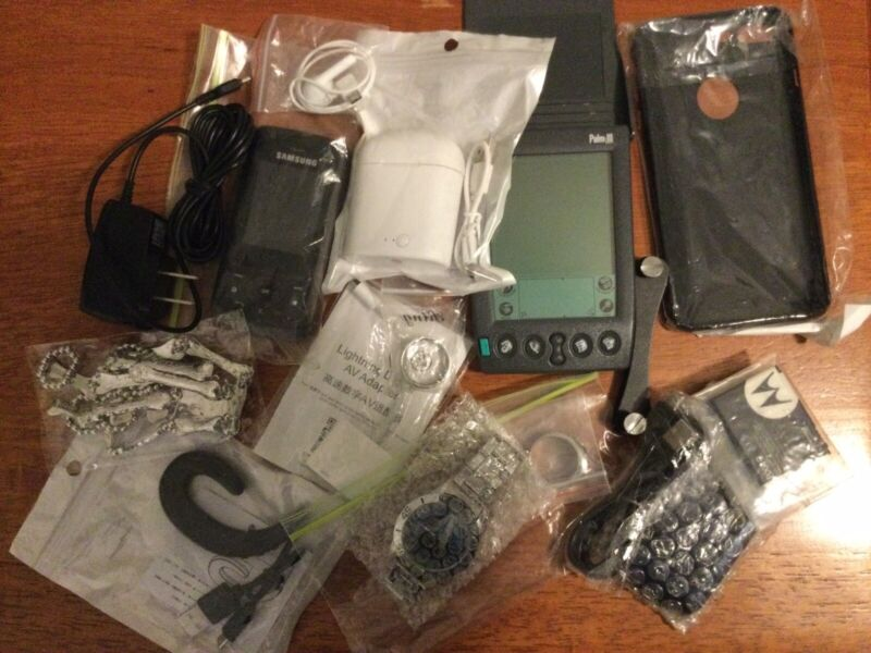 Misc Lot (Consumer Electronics & Devices+)