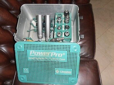 Hall Linvatec Conmed Power Tools Kit