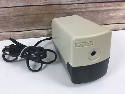 X-acto Electric Pencil Sharpener 17xxx Automatic Tested Works