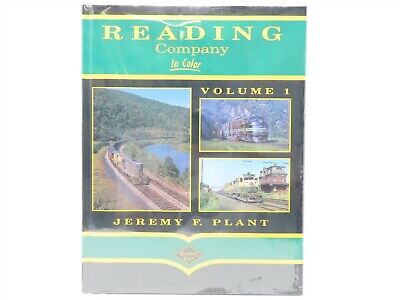 Reading Company In Color Volume 1 by Jeremy F. Plant ©1998 - Morning Sun Books