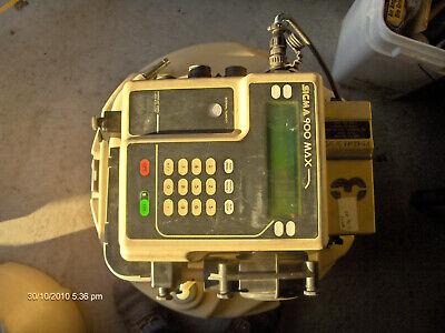 Sigma 900 Max Water Sampler