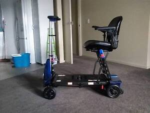 2015 Solax mobility scooter Huonville Huon Valley Preview