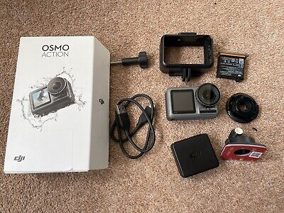 Boxed DJI Osmo Action Cam