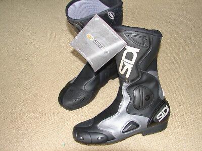 Sidi Off Road (New SIDI Road & Off Road Riding Boots Mens Size 11 M Black )