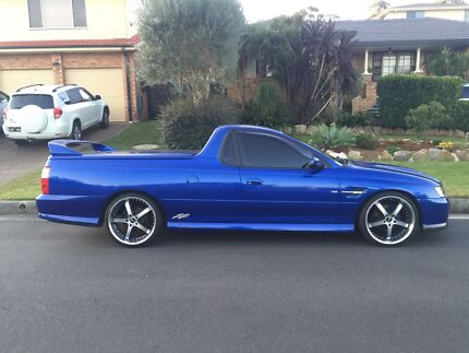 2004 Holden Commodore VZ SS Ute Shellharbour Shellharbour Area Preview