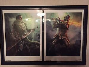 Dragon Age Inquisition  posters and large frames