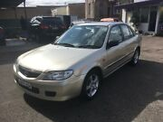 2003 Mazda 323 Sedan with registration West Ryde Ryde Area Preview
