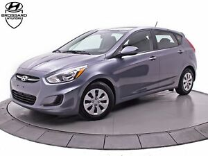 2017 Hyundai Accent GL A/C BLUETOOTH RÉGULATEUR DE VITESSE