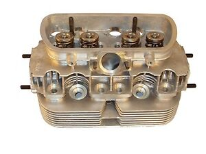 VOLKSWAGEN CYLINDER HEAD SINGLE PORT NEW COMPLETE TYPE1 TYPE2 GHIA 311101353A