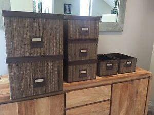 Ikea storage boxes Randwick Eastern Suburbs Preview