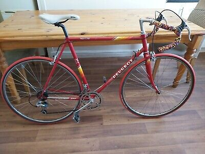 Vintage Peugeot Road Bike 58cm