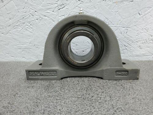 "Sealmaster MP-35 2 3/16"" Pillow Block Ball Bearing Unused"