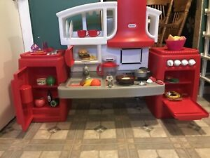 Complete Play Kitchen plus Accessories