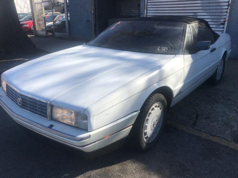 Image 1 Voiture Américaine d'occasion Cadillac Allante 1991
