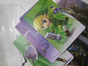 Zelda Amiibo Cards (high quality)- 17 card set