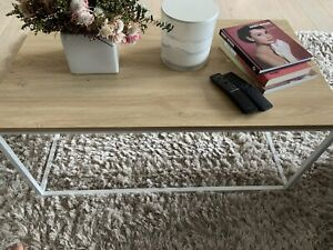 Scandi coffee table and side table