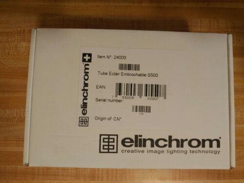 NEW!!! Elinchrom 24009 Flashtube for D-Lite 2, 4 and Ranger Quadra S Flash Heads