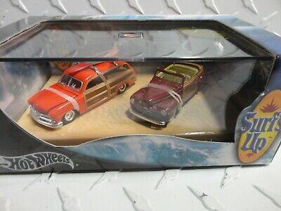 Hot Wheels Surf's Up (2) Car Boxed Set