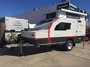 2016 TRACK TRAILER TOPAZ SAVANNAH GAS OFF-ROAD CAMPER Caboolture Caboolture Area Preview