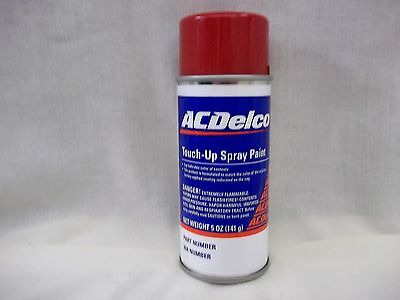 2010 2011 2012 2013 CHEVROLET CAMARO VICTORY RED TOUCH UP SPRAY PAINT 74 WA9260
