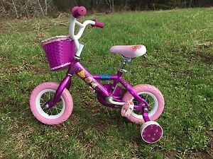 "10"" girls bicycle"