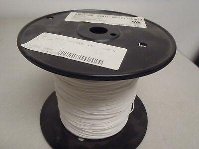 Belden 83002 White 26ga 26awg Stranded Tfe Teflon Wire 100 Hook Up Wire L2